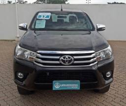 TOYOTA HILUX 2.8 SRV 4X4 CD 16V DIESEL 4P AUTOMATICO. - 2017