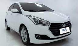 HB20 2017 1.6 Premium Blindado Branco Automático - 2017