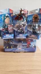 Bonecos Disney infinito Marvel
