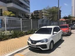 Vendo Etios hatch automático - 2019