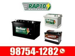 Heliar baterias de 90 e 100AH