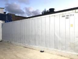 Container Refrigerado frigorifico 12m carrier Funcionando