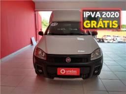 Fiat Strada 1.4 mpi hard working cs 8v flex 2p manual - 2017