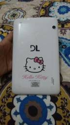 Tablet da hello Kitty + bolsa protetora