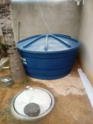 Caixa d'água 2000 litros