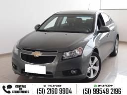 Gm - Chevrolet Cruze lt 1.8 cinza - 2012
