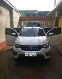 Vendo Fiat Mobi Wey On 16/17 - 2017