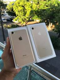 IPhone 7 32GB Gold Seminovo, Na Caixa Completo