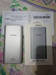 Powerbank Samsung 10.000 mAh Original (Aceito Cartão)