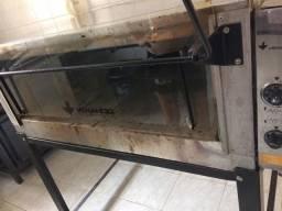Forno industrial elétrico venâncio 220w