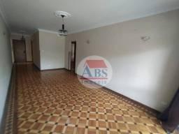 Apartamento com 3 dormitórios para alugar, 100 m² por R$ 2.400/mês - Boqueirão - Santos/SP