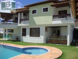 Casa em Condomínio para Locação em Lauro de Freitas, Centro, 5 dormitórios, 4 suítes, 3 ba