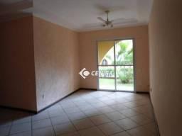 Apartamento com 3 dormitórios para alugar, 89 m² por R$ 1.600,00/mês - Jardim Pompéia - In