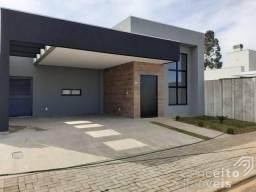 Casa de condomínio à venda com 3 dormitórios em Cará-cará, Ponta grossa cod:393009.001