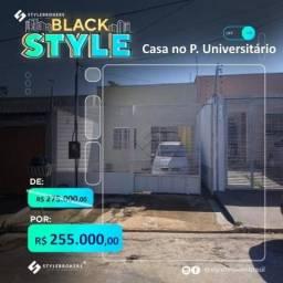Casa com 3 dormitórios à venda, 110 m² por R$ 255.000,00 - Parque Universitário - Cuiabá/M