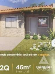 Casa em condomínio com 2 quartos no Green Residence - Bairro Uvaranas em Ponta Grossa
