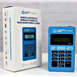 Maquina de Cartão Point Mini Bluetooth ' Promoção Imperdível