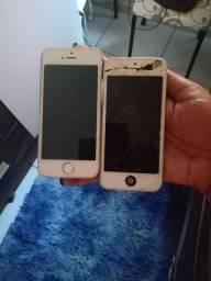 iPhone 5 e 5 s