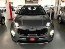 Kia Sportage 2.0 EX2 Único Dono 24.741 km rodados 2017/2018
