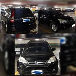 CRV EXL 2010 AUTOMATICO COM 131.000KM