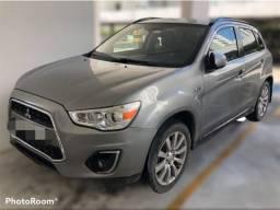 Asx AWD 2.0 4x4 2014 Blindagem Nivel I