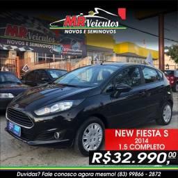 New Fiesta 1.5 2014 - Única dona / estado de 0KM