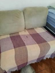 sofá pequeno 2 lugares
