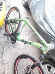 Bike aro 26 quadro de alumínio