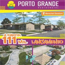 Casas em Marechal - Residencial Porto Grande