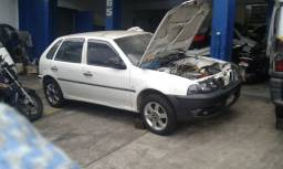 Gol G3 turbo forjado