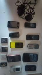 Lote de celulares! Zap *