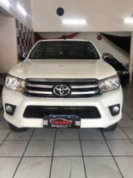 Toyota Hilux CD Stand Mecânica 2017