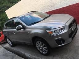 Aceito troca por veículo de menor valor ASX 2.0 4x2 Mitsubishi - Carro particular - 2014