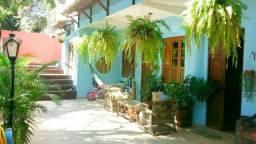 Apartamento Garden com 4 dormitórios à venda, 180 m² por R$ 1.050.000,00 - Santa Teresa -