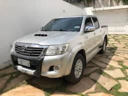 Toyota Hilux, CD 4x4 SRV, 2013 - 2013