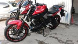 Yamaha MT03 - 2017