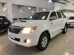 Toyota Hilux SRV 2.7 Flex 4x4 2013