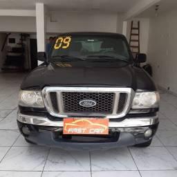 Vendo Ranger 2009 4.2 (Completa com GNV)