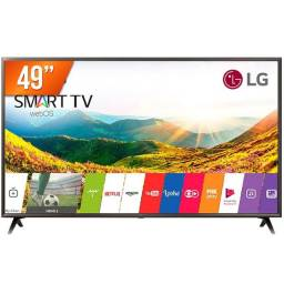 LG 49'' Smart tv