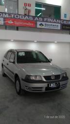 Volkswagen Gol plus 1.0 Manual 2004/2005. Financiamos sem Entrada