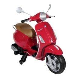 Moto Infantil Elétrica vespa 12V(PRONTA ENTREGA)