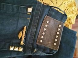 Calça jeans tam: 40