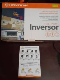 Inversor Hayonik 1000W 12VDC-220VAC