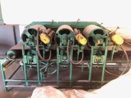 Impressora Tipo Carimbadeira 03 Cores Para Saco de Ráfia