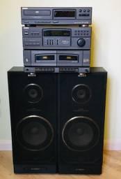 Aparelho de Som Sony Compact Stereo LBT45W