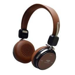 Fone de Ouvido Headphone Bluetooth com Microfone C3TECH