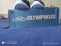 Olympikus vênus preto /nude  Feminino no tamanho 37