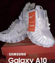 Nike 12 molas  1 linha nacional, Nike air force 1 linha nacional