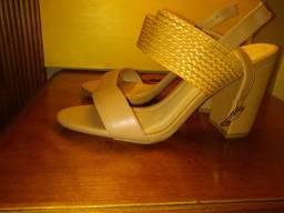 Últimos pares de calçados