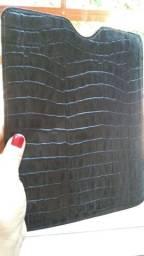 Pasta envelope de couro para tablet